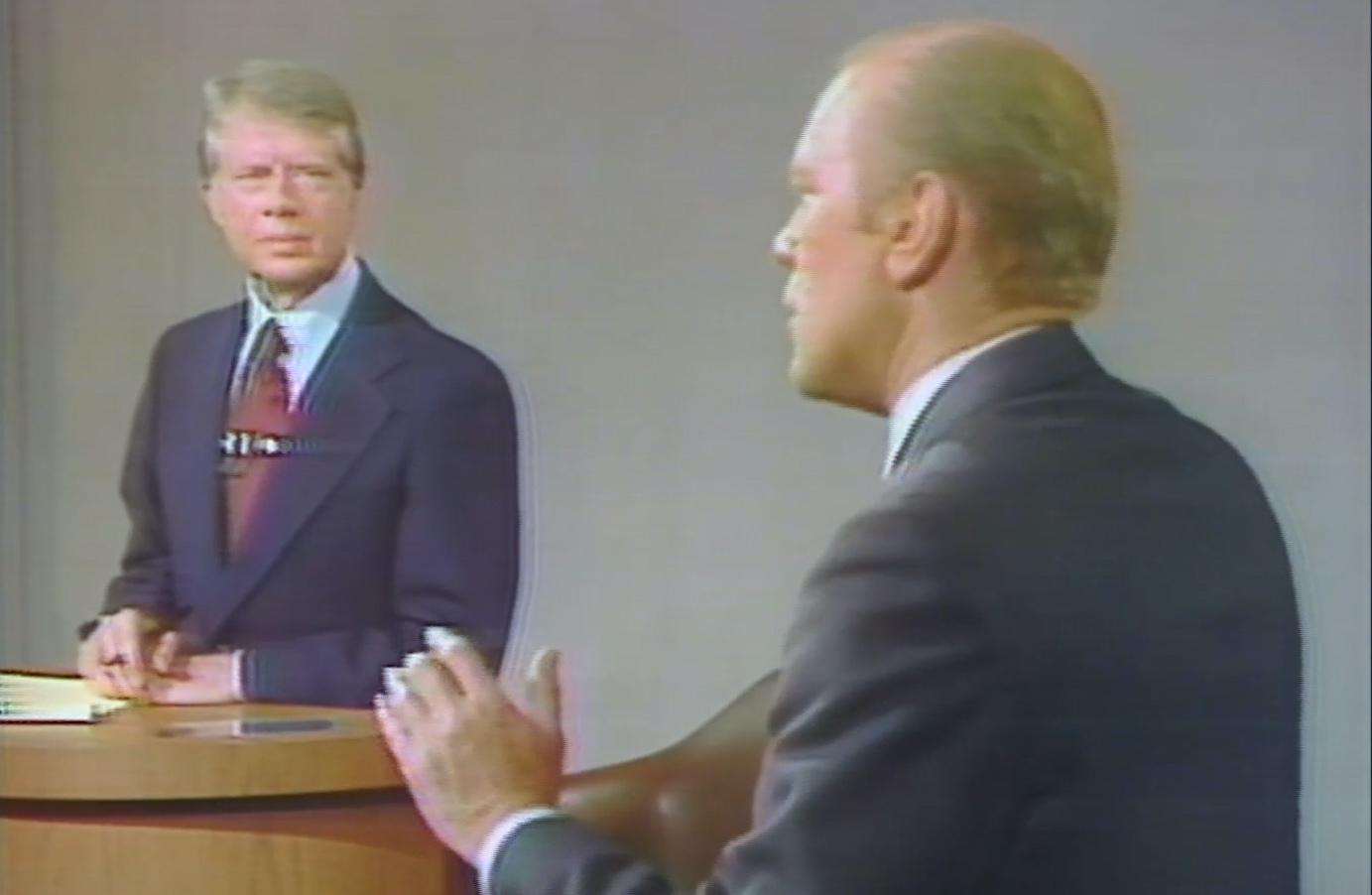 Ford vs. Carter: The second 1976 presidential debate