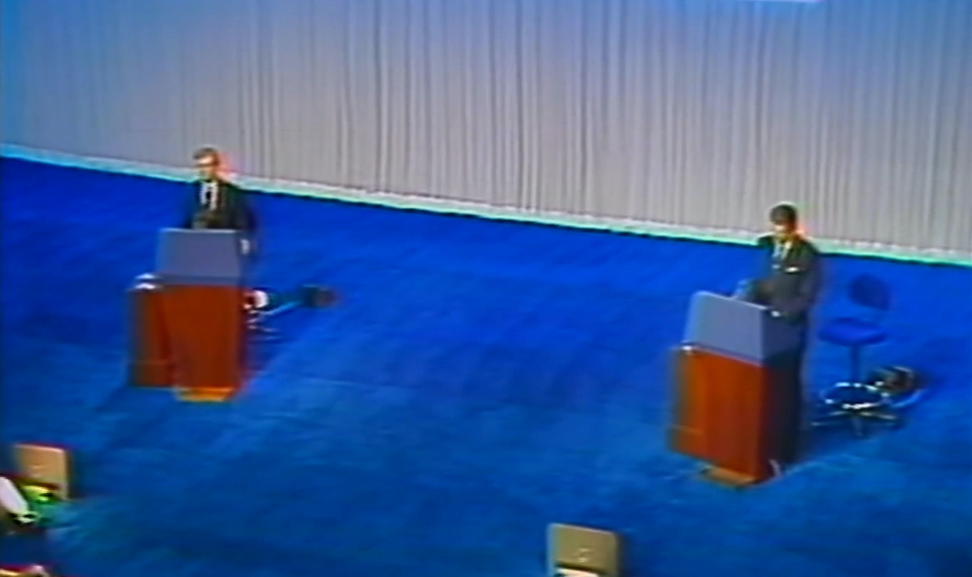Carter vs. Reagan: The second 1980 presidential debate