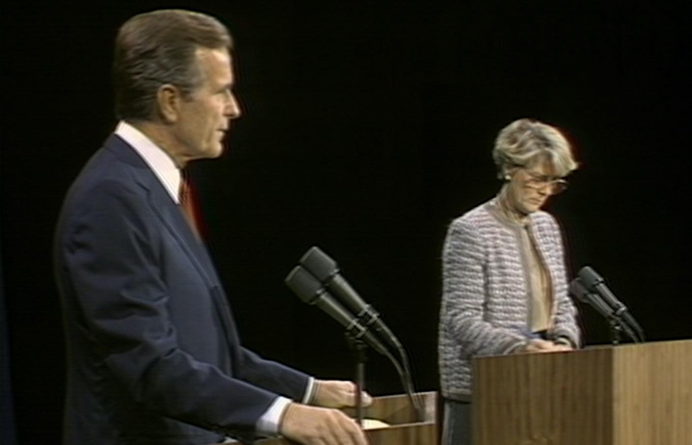 Bush vs. Ferraro: The 1984 vice presidential debate