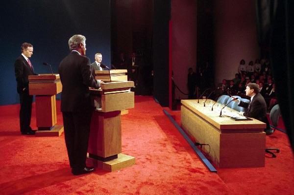 Bush, Clinton, Perot: The third 1992 presidential debate