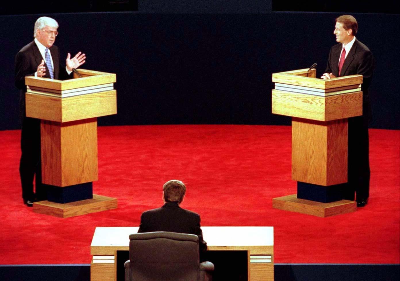 Gore vs. Kemp: The 1996 vice presidential debate