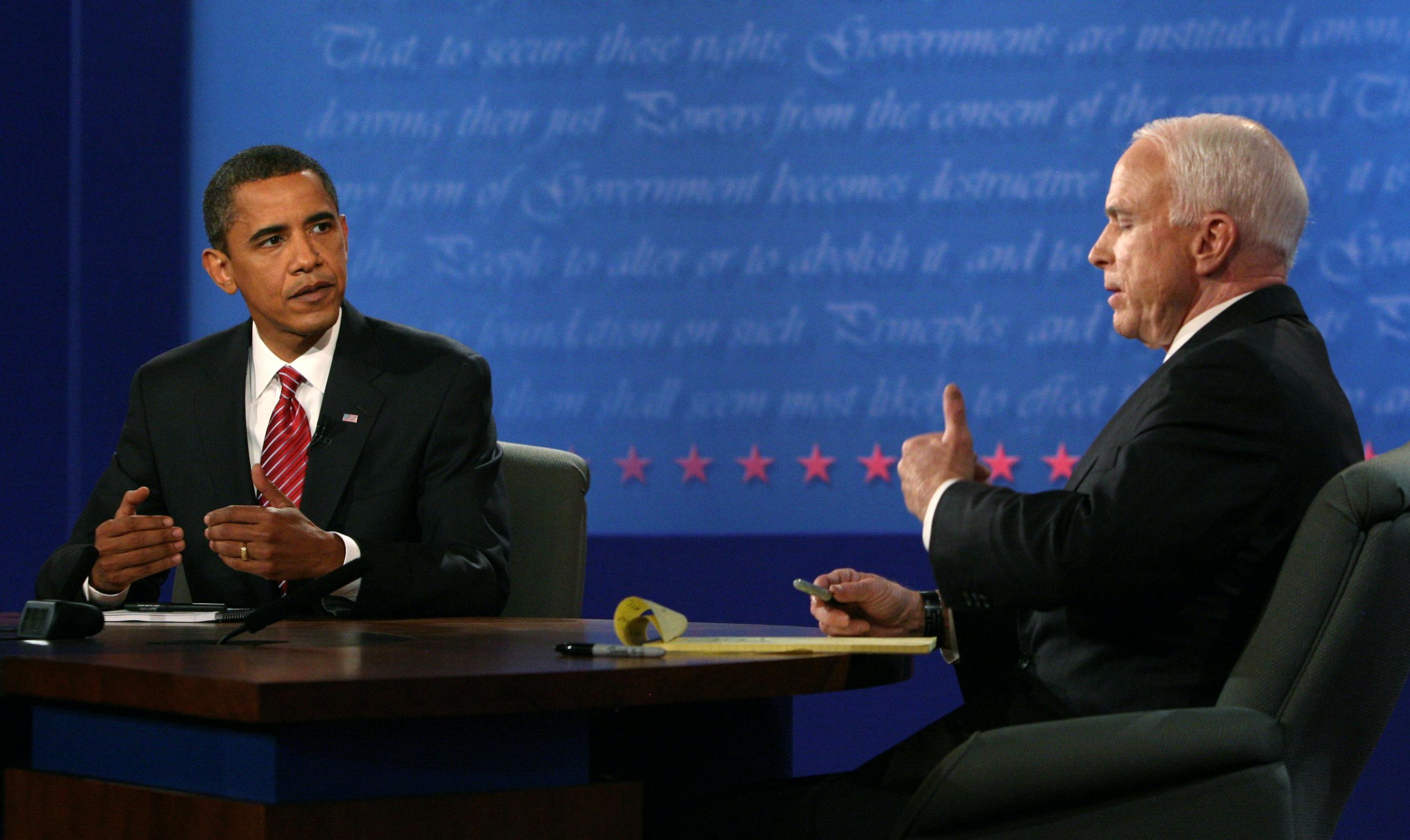 McCain vs. Obama: The third 2008 presidential debate