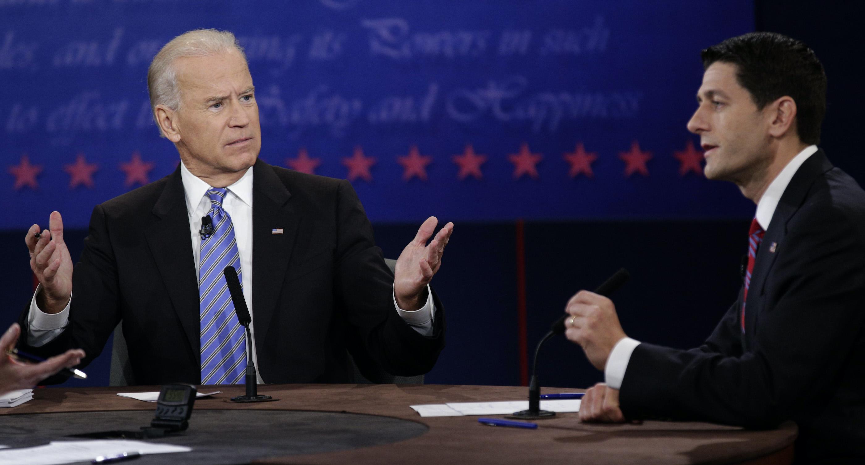 Biden vs. Ryan: The 2012 vice presidential debate