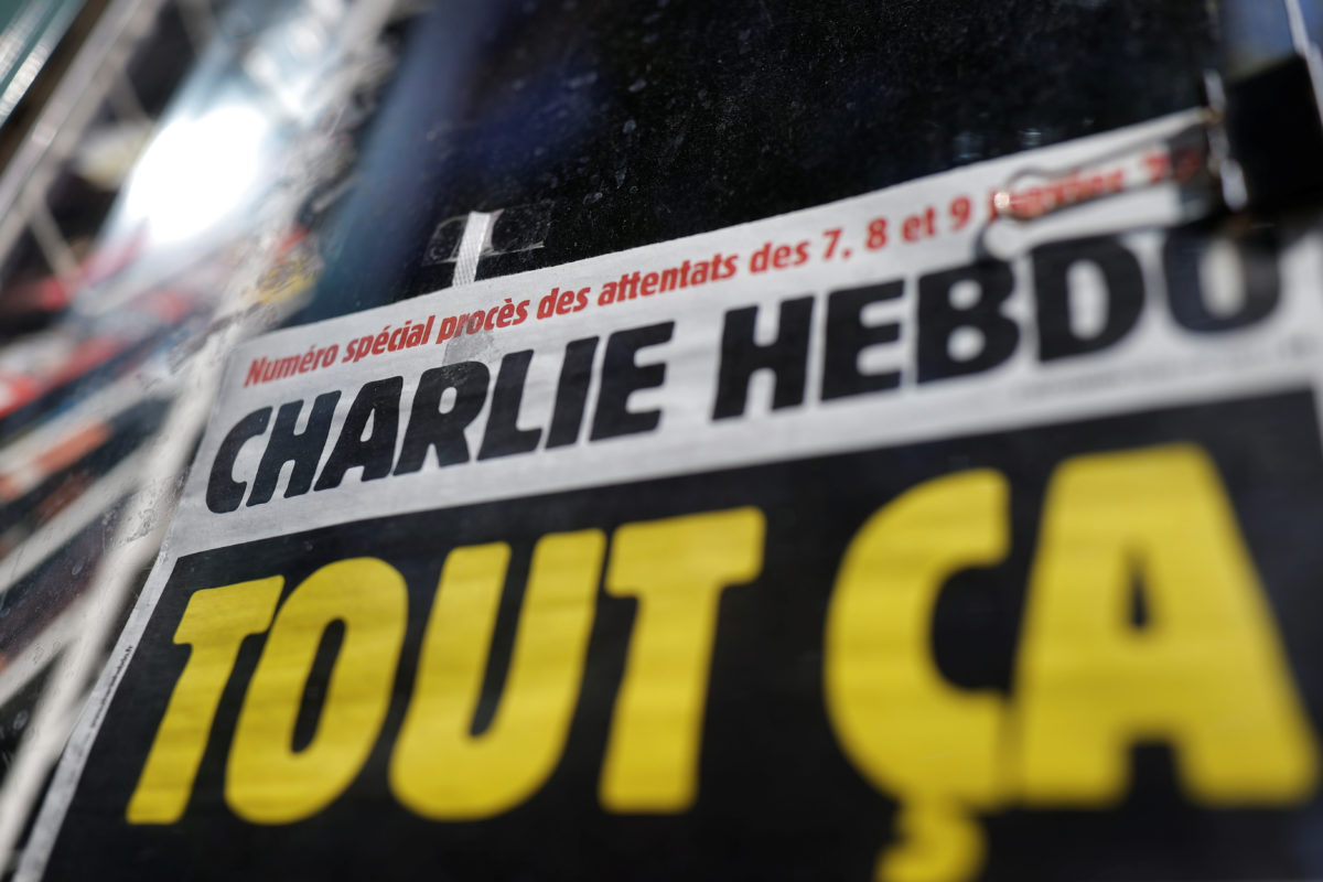 Charlie Hebdo Terror Attack Suspects Go On Trial In Paris Pbs Newshour