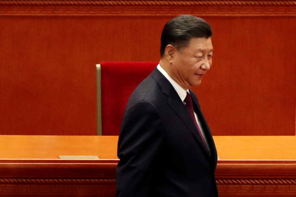 WATCH: China's Xi Jinping promotes 'dialogue and cooperation' in U.N. speech