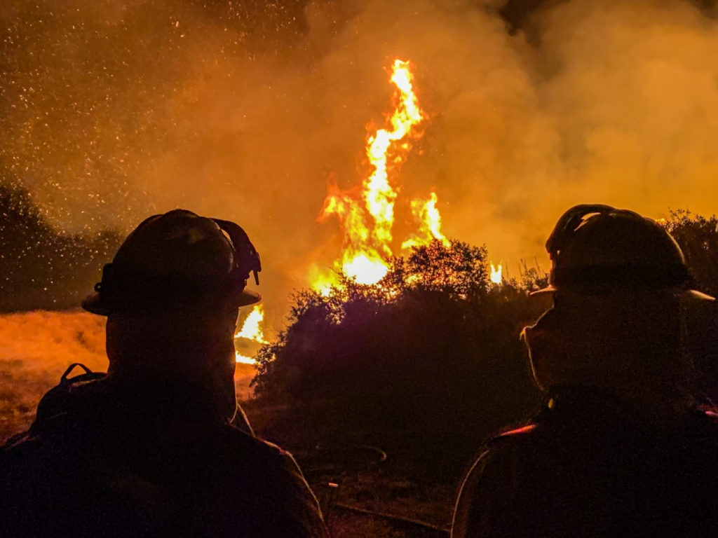 California's catastrophic wildfires in 3 charts