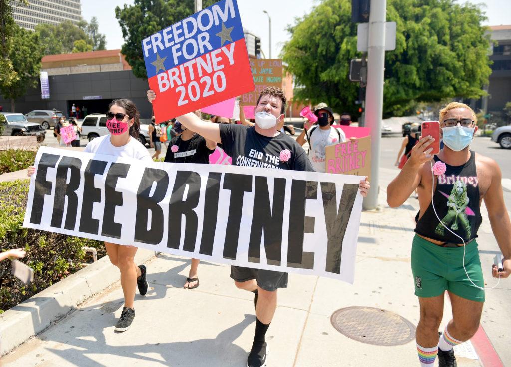 Britney Spears 'appreciates' fans' #FreeBritney movement