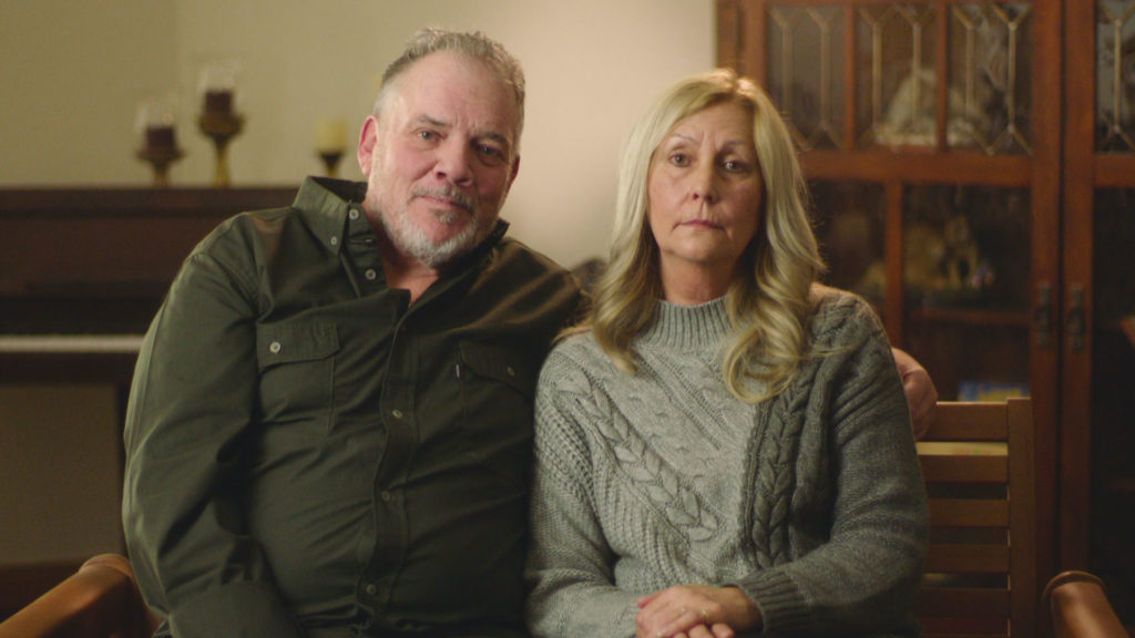 Kimberly & Dale Howell, Parents of Jasson Howell