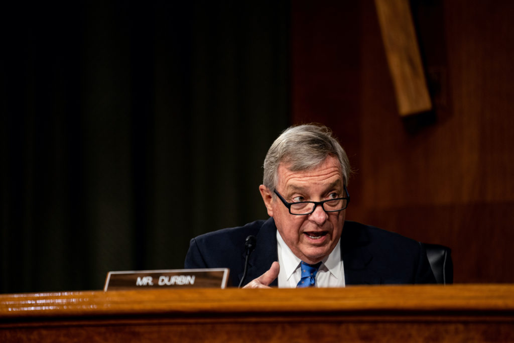 Durbin: Why is Senate GOP prioritizing Supreme Court seat over pandemic relief?