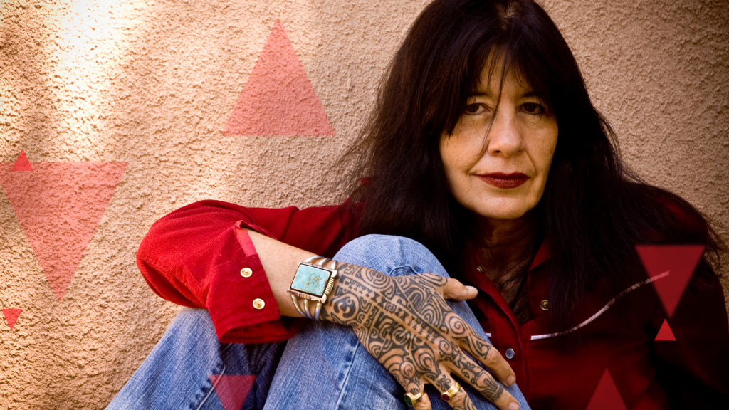 Joy Harjo on how a new Native poetry anthology fills a gap in American literature