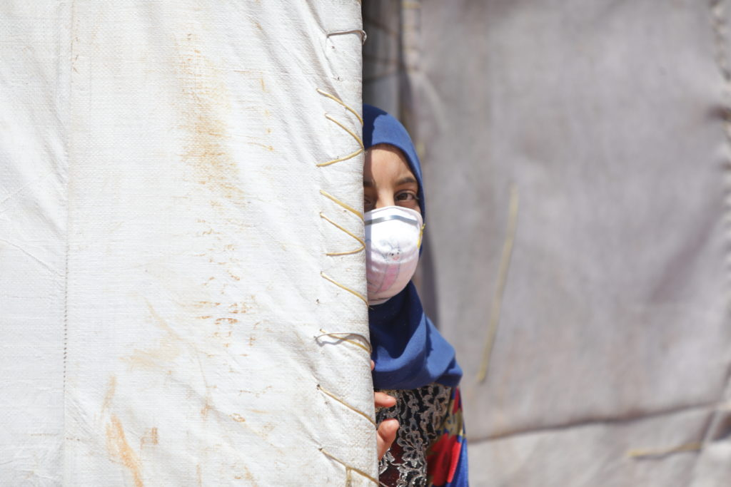 U.N. says pandemic will likely cause surge in humanitarian needs in 2021
