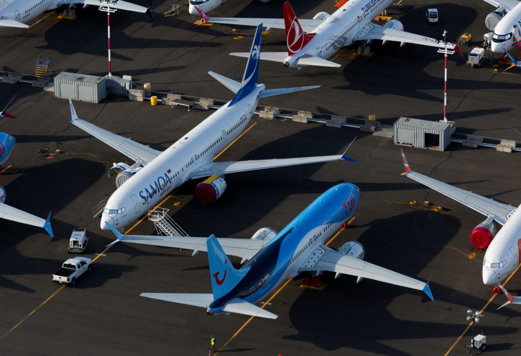 WATCH LIVE: Boeing officials give news briefing about updated 737 Max