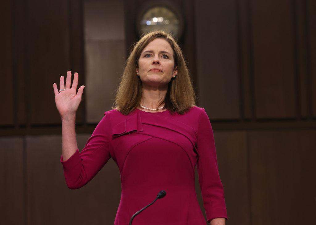 WATCH LIVE: Senate Judiciary holds vote on Amy Coney Barrett as Democrats boycott