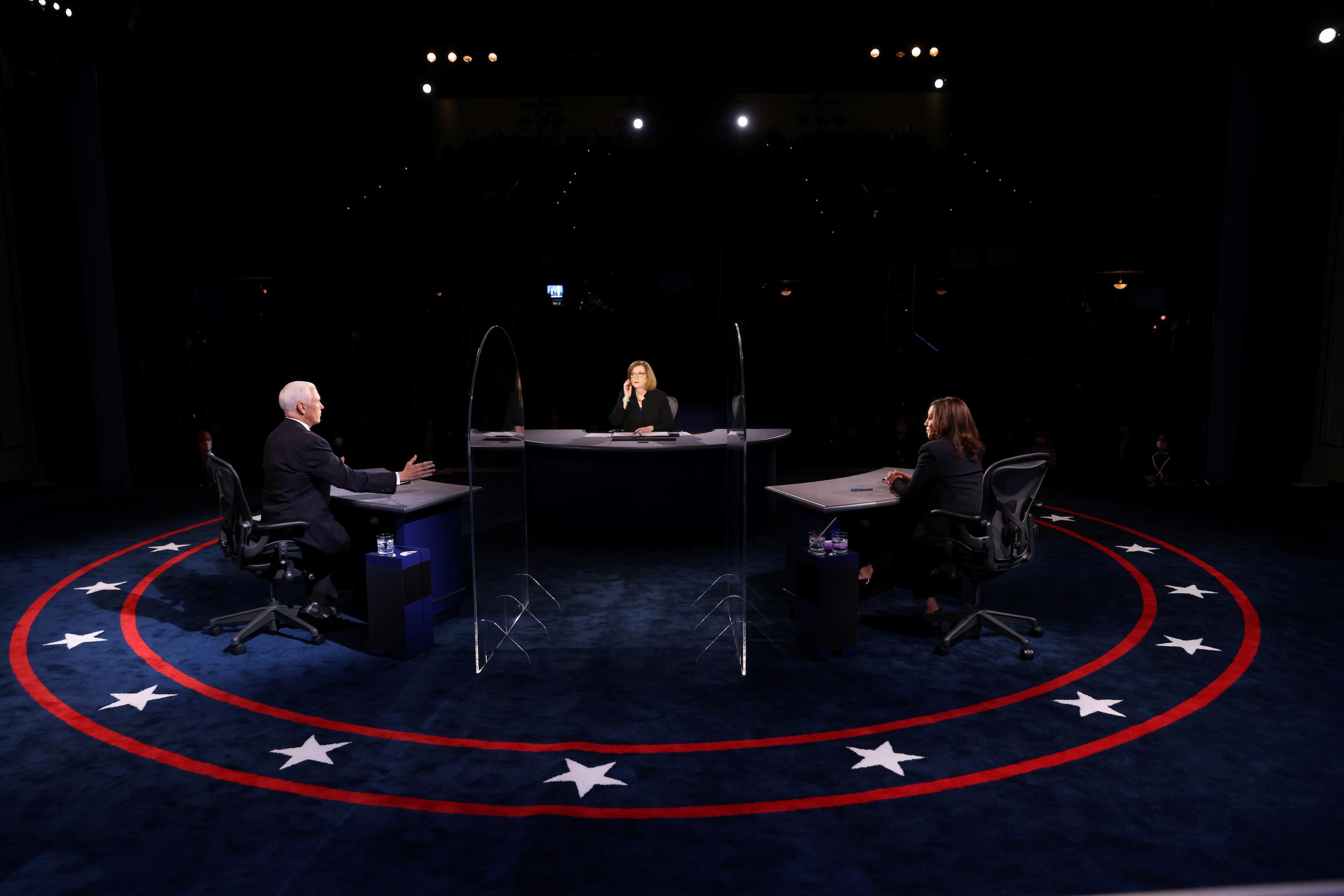 Harris vs. Pence: The 2020 vice presidential debate