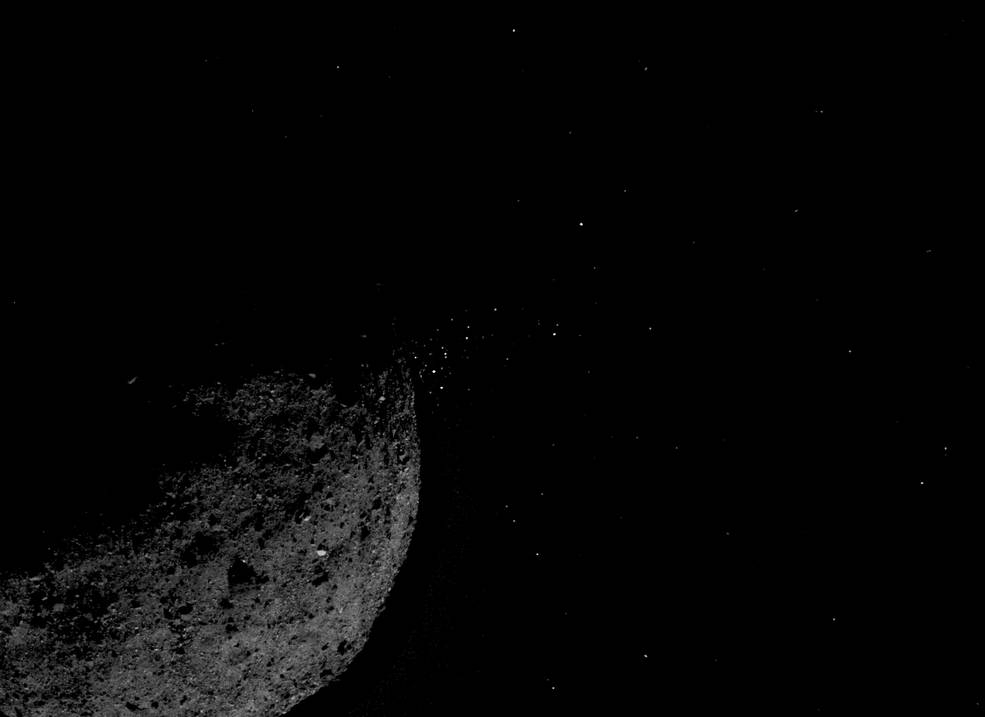 WATCH: NASA's OSIRIS-REx spacecraft to collect sample from asteroid Bennu