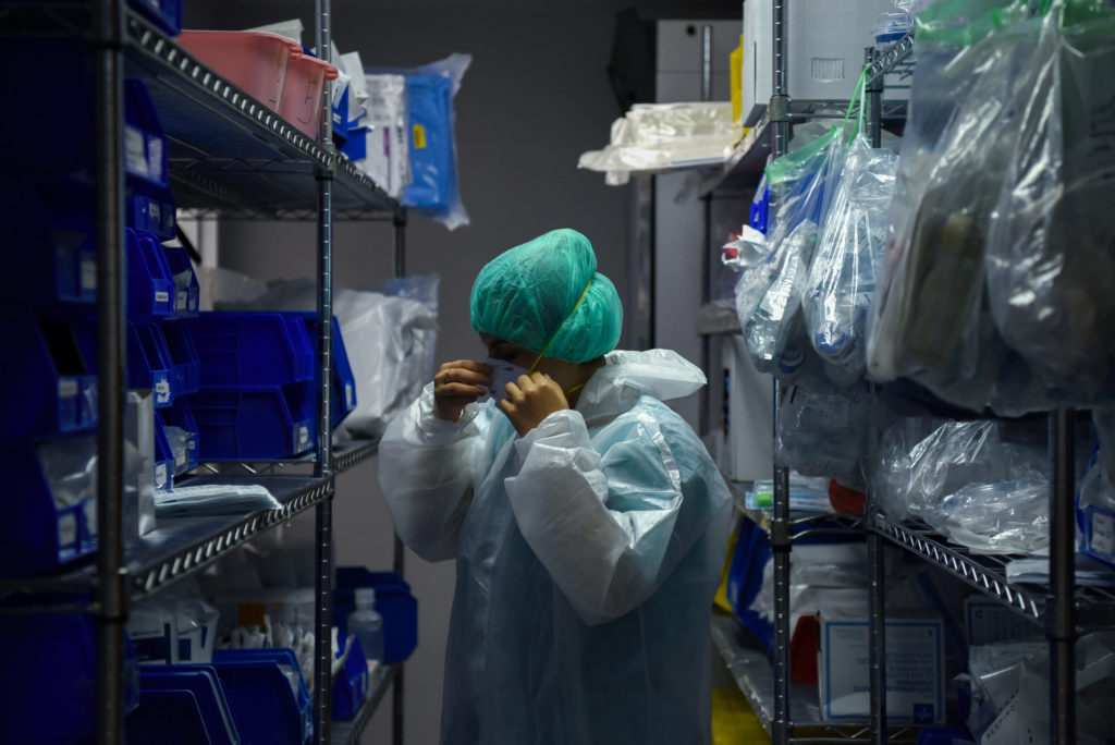 'Darkest part of the pandemic' is approaching, says public health expert