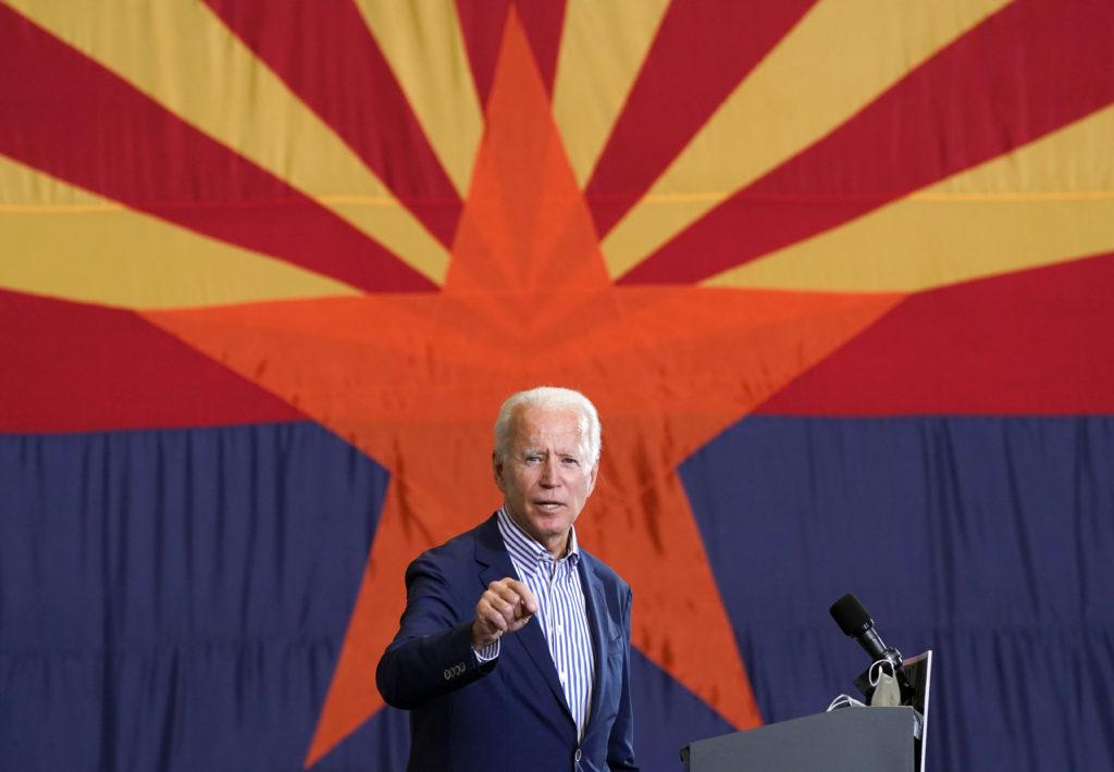 Arizona certifies Biden's victory over Trump