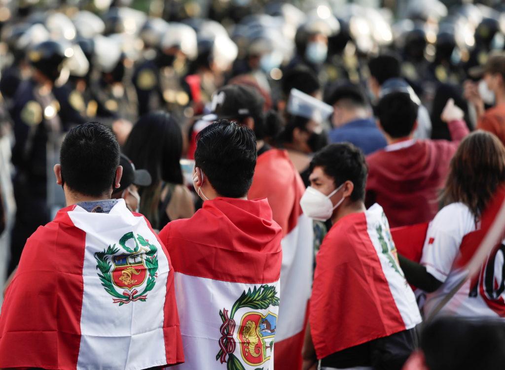 2017–2020 Peruvian political crisis