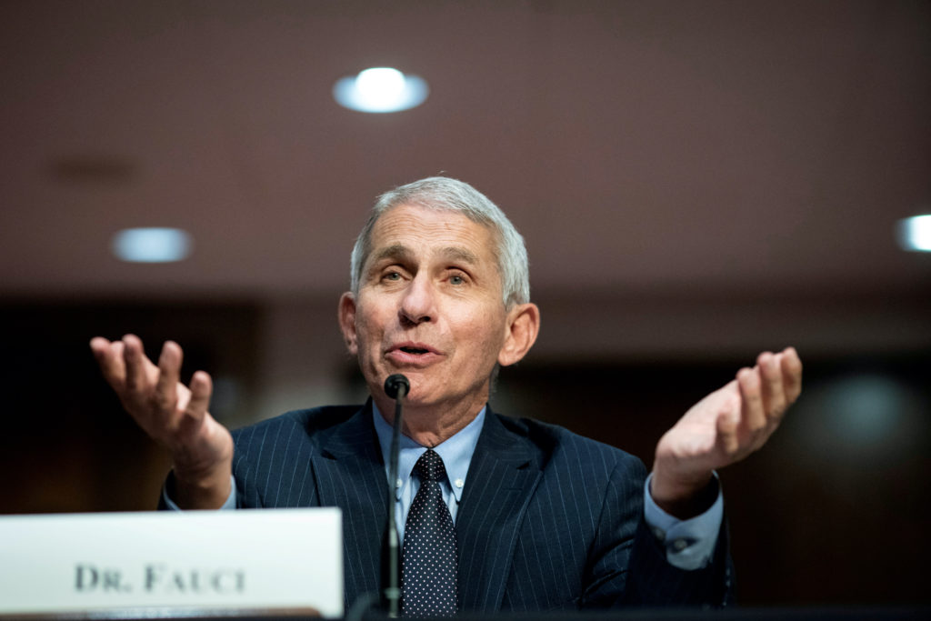 Fauci: Thanksgiving gatherings will put families at risk | PBS NewsHour