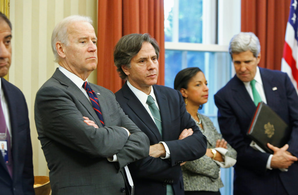 Biden's national security team 'represents the diversity of America'