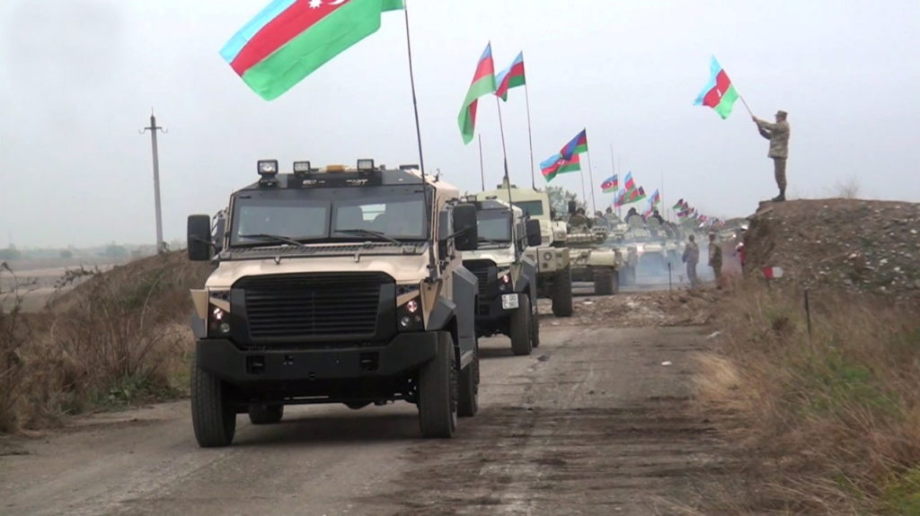 pbs.org - Uneasy peace takes hold in contested region of Azerbaijan