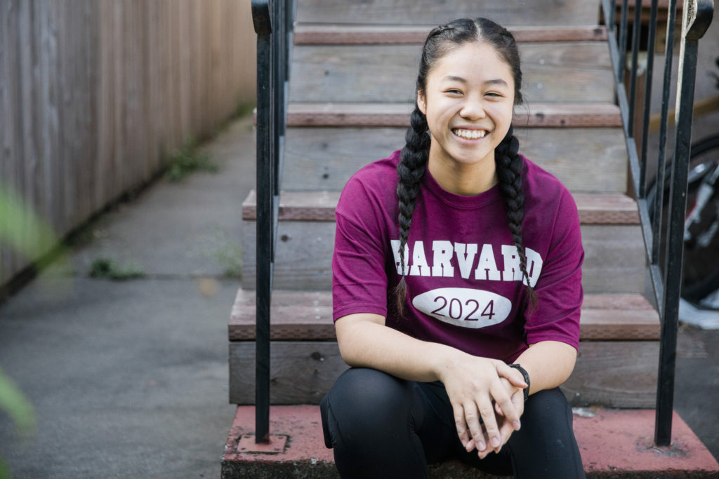 pbs.org - Charlotte West, The Hechinger Report - I've never seen the campus': What it's like to attend Harvard from your childhood bedroom