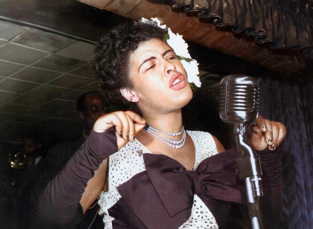 In a new Billie Holiday documentary, friends fill in the missing notes |  PBS NewsHour