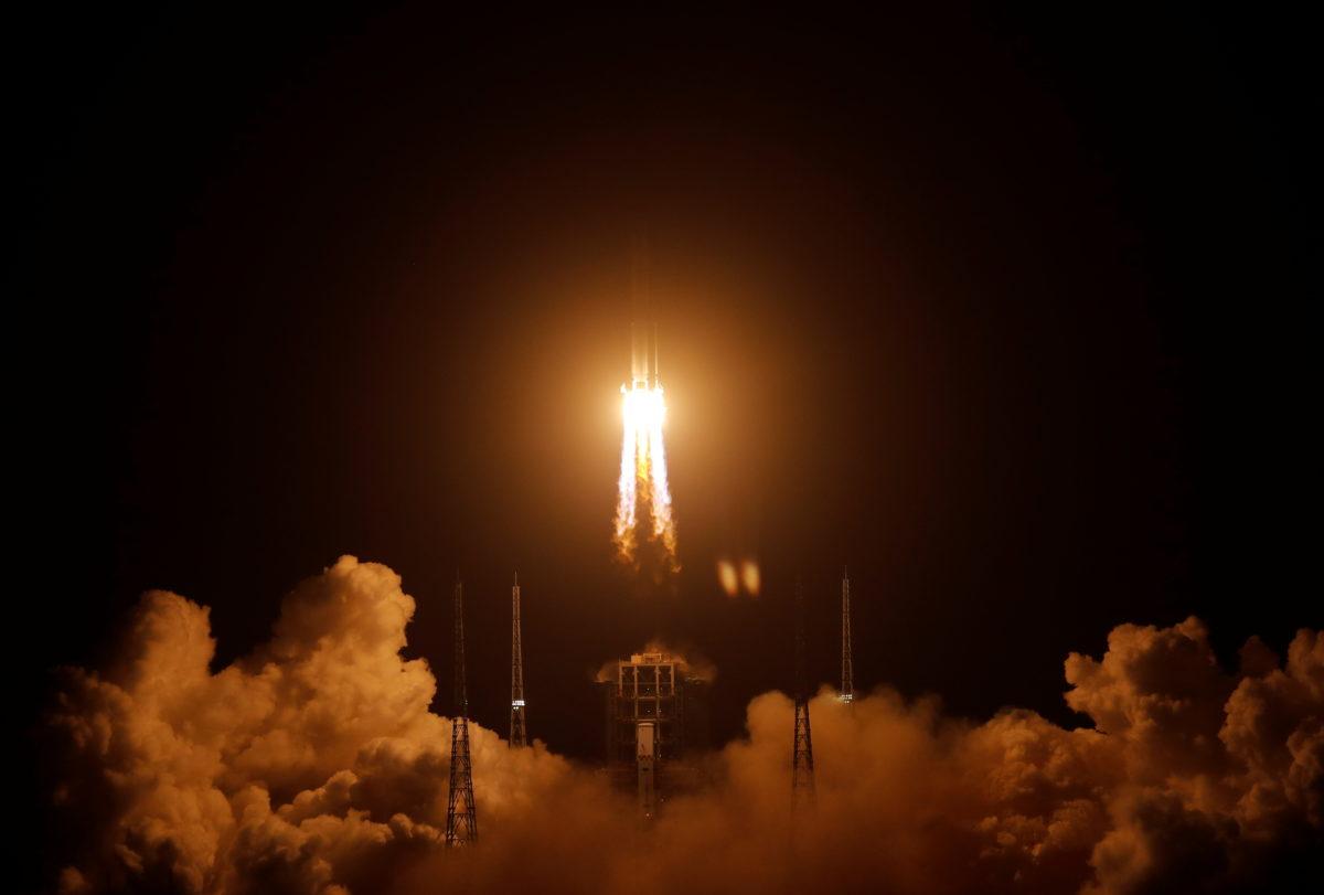 pbs.org - Joe McDonald, Associated Press - China spacecraft lands on moon to bring rocks back to Earth