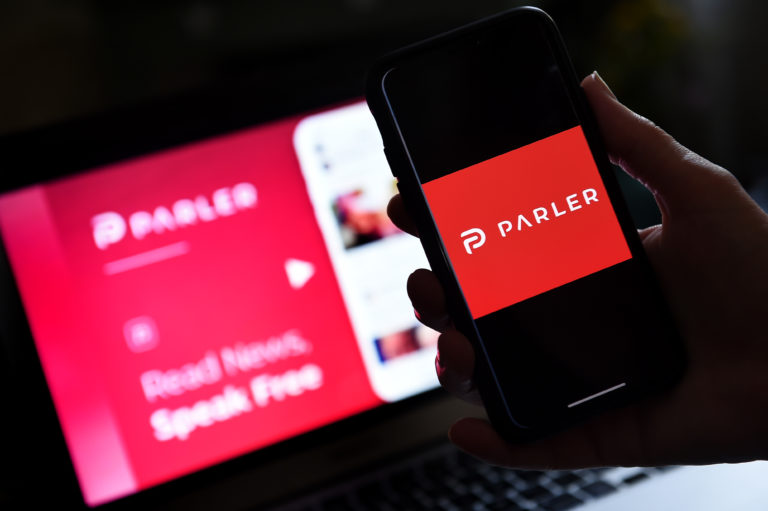 Right Wing Users Flock To Parler As Social Media Giants Rein In Misinformation Pbs Newshour