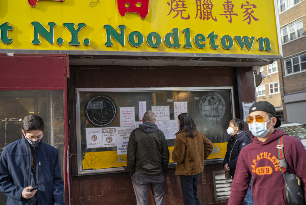 www.pbs.org: Racism targets Asian food, business during COVID-19 pandemic