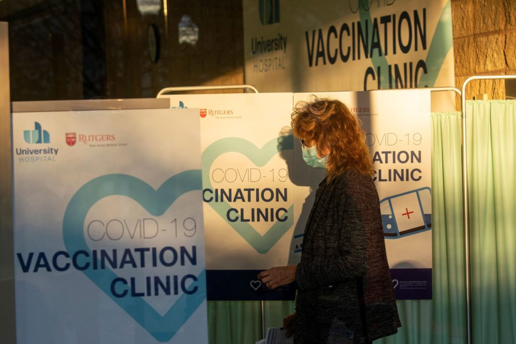 With vaccinations set to begin, 'a huge moment' for nursing homes