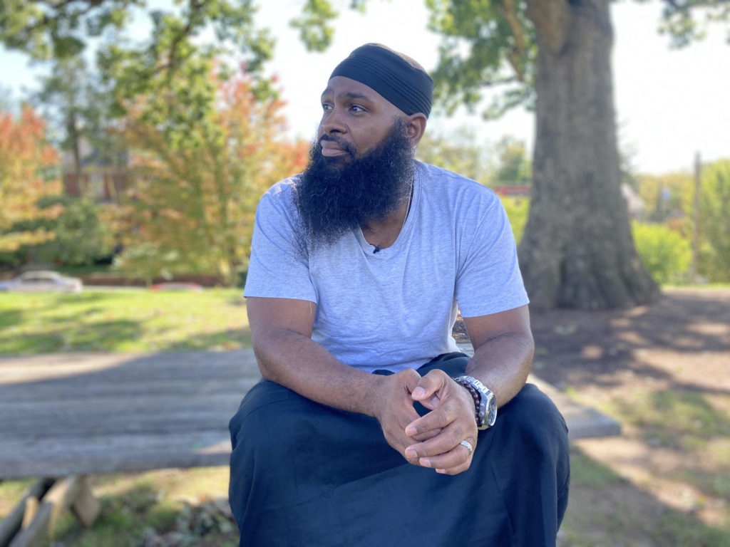 Free from prison after 23 years, but facing new challenges during the pandemic