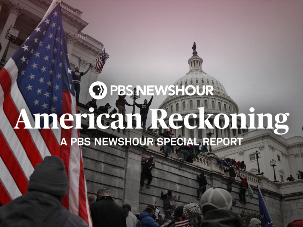 PBS NewsHour Special Report: American Reckoning