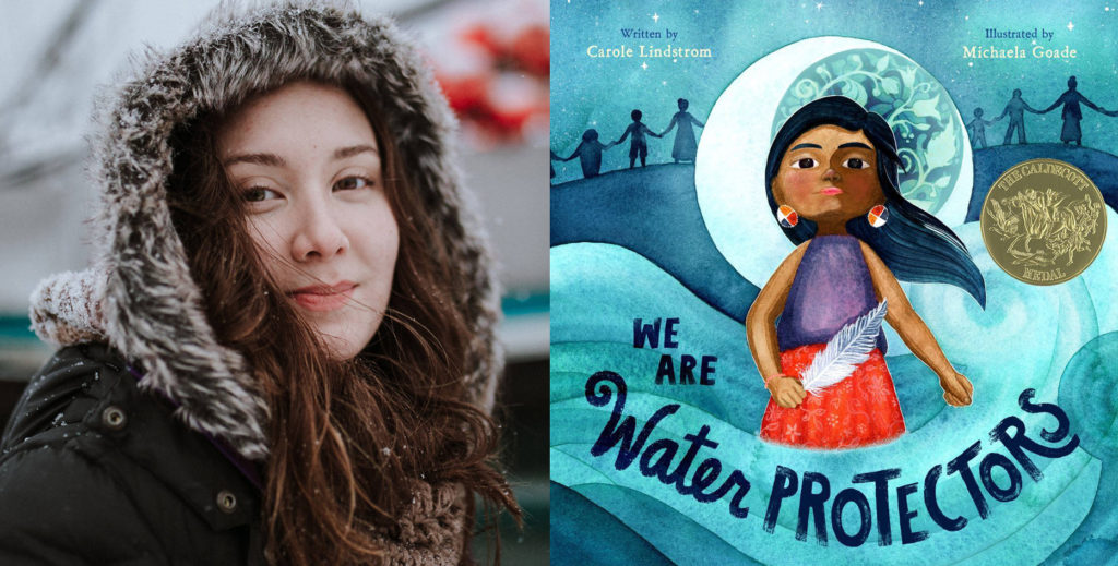Michaela Goade becomes first Native American to win Caldecott Medal