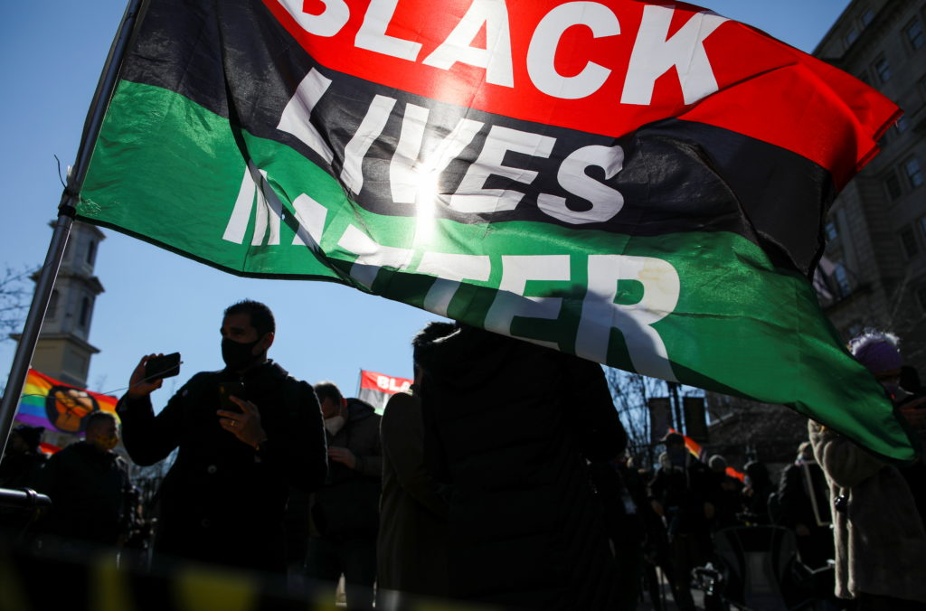 Black Lives Matter launches fund as wait for federal COVID-19 relief continues