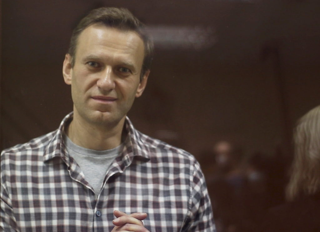 Moscow court rejects opposition leader Navalny's appeal