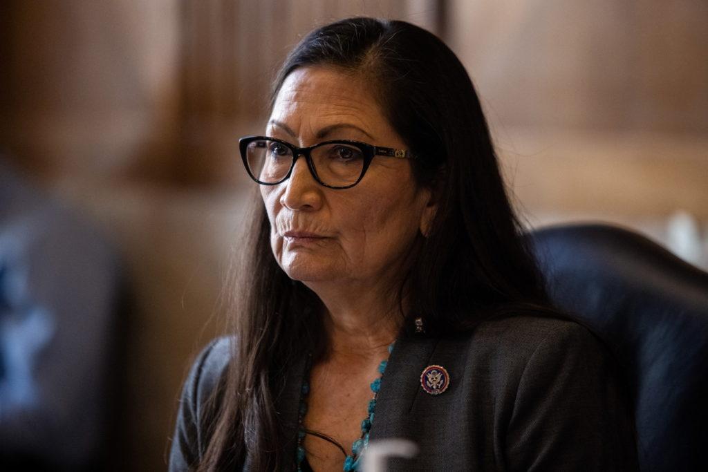 Interior Secretary nominee Deb Haaland's grilling raises questions on bias
