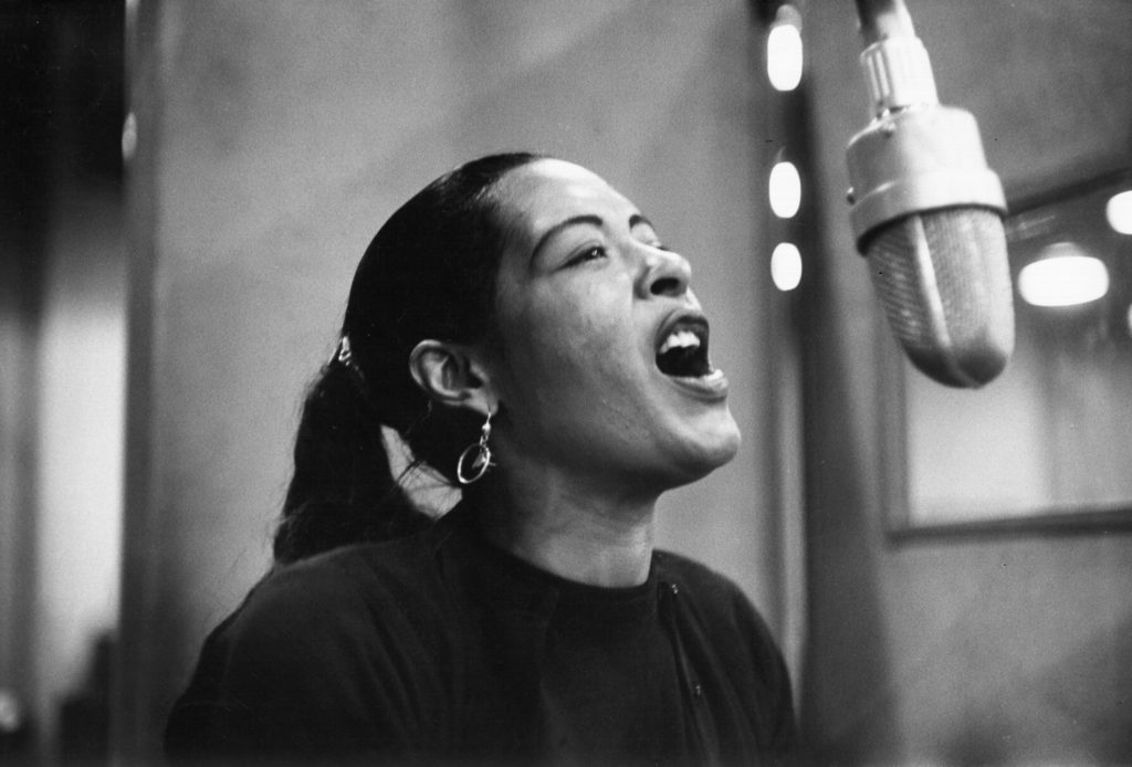 Why we're drawn to Billie Holiday's story