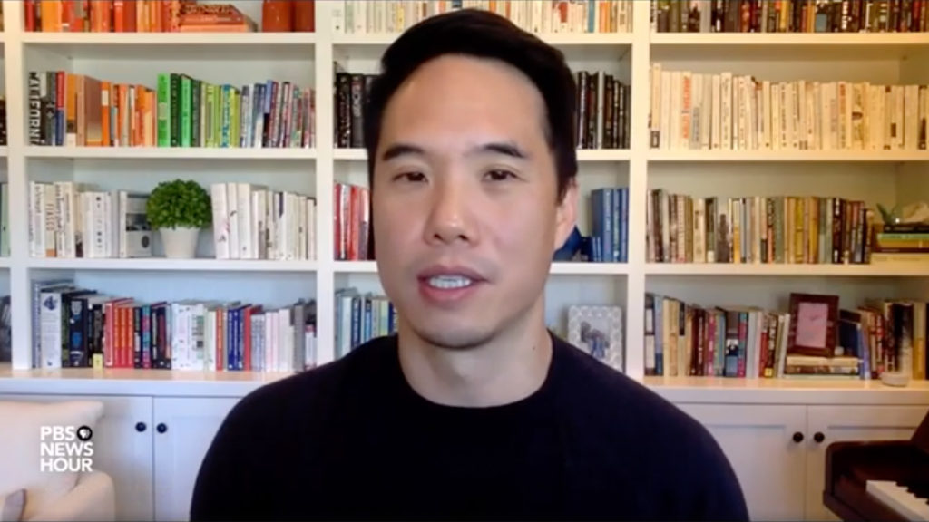 www.pbs.org: Author Charles Yu on using satire to point out Asian American stereotypes