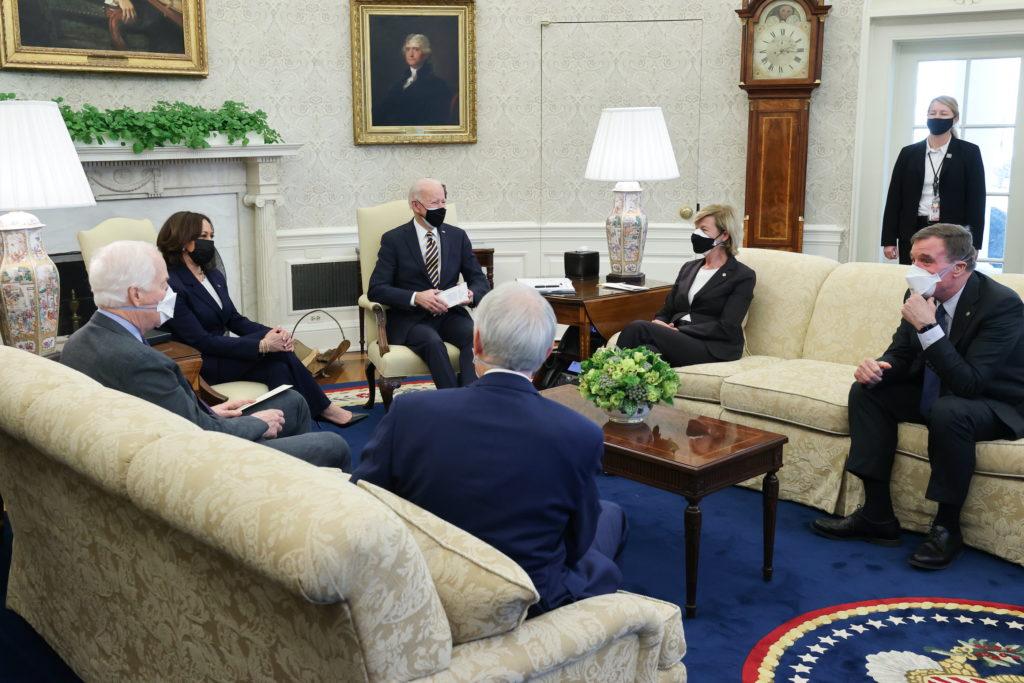 House nears vote on Biden's $1.9 trillion COVID relief plan