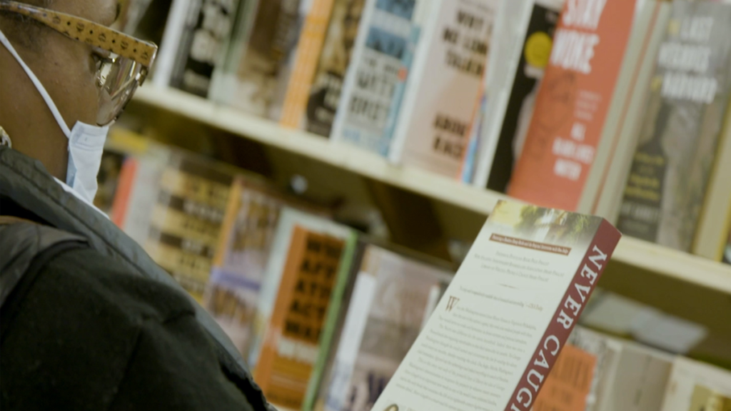 Why this small, Black-owned bookstore is hallowed ground for some