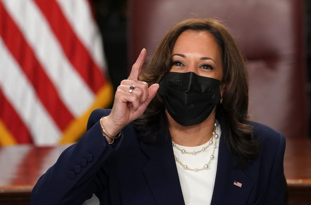 WATCH: Vice President Harris holds roundtable on federal worker rights