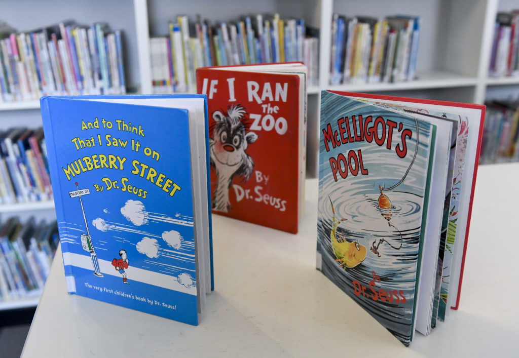 6 Dr. Seuss books will stop being published because of racist imagery