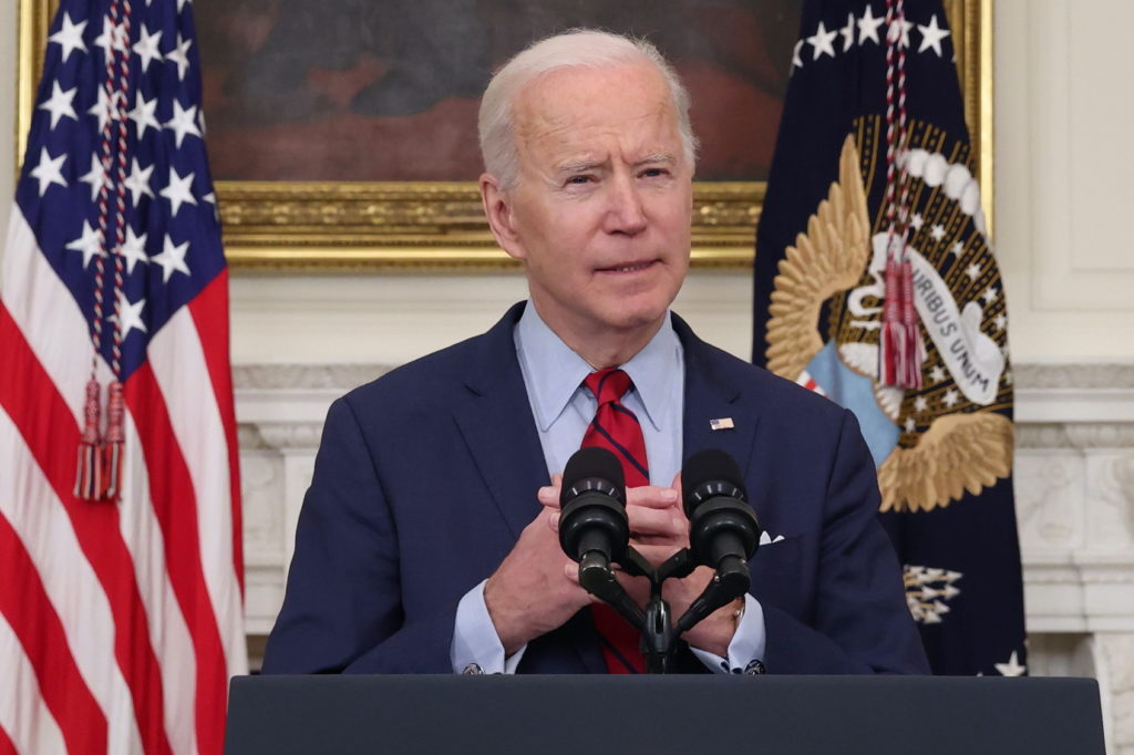 WATCH LIVE: Biden delivers remarks on U.S. economy and infrastructure