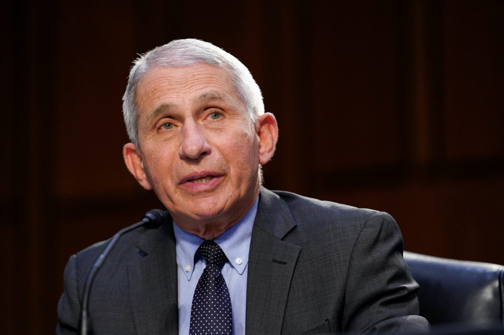 WATCH LIVE: Fauci, Kessler, Walensky testify before House on safely ending COVID pandemic