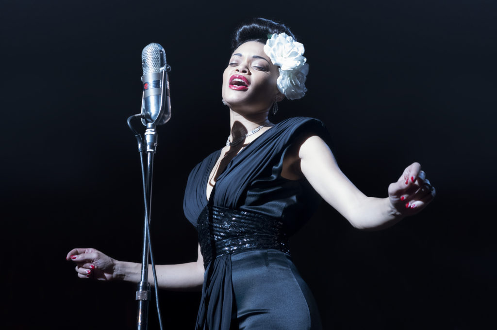 Andra Day on portraying Billie Holiday's signature voice and power | PBS  NewsHour