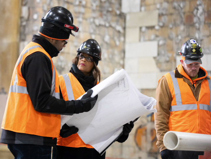 Black Americans and women continue to face discrimination in skilled trades