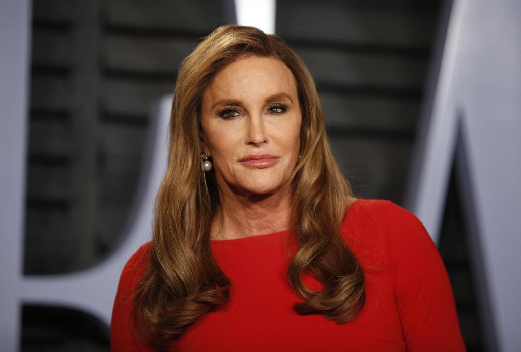 2018 Vanity Fair Oscar Party – Arrivals – Beverly Hills, California, U.S., 04/03/2018 – Caitlyn Jenner. Photo by REUTERS/D...