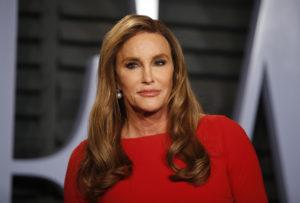 2018 Vanity Fair Oscar Party – Arrivals – Beverly Hills, California, U.S., 04/03/2018 – Caitlyn Jenner. Photo by REUTERS/Danny Moloshok