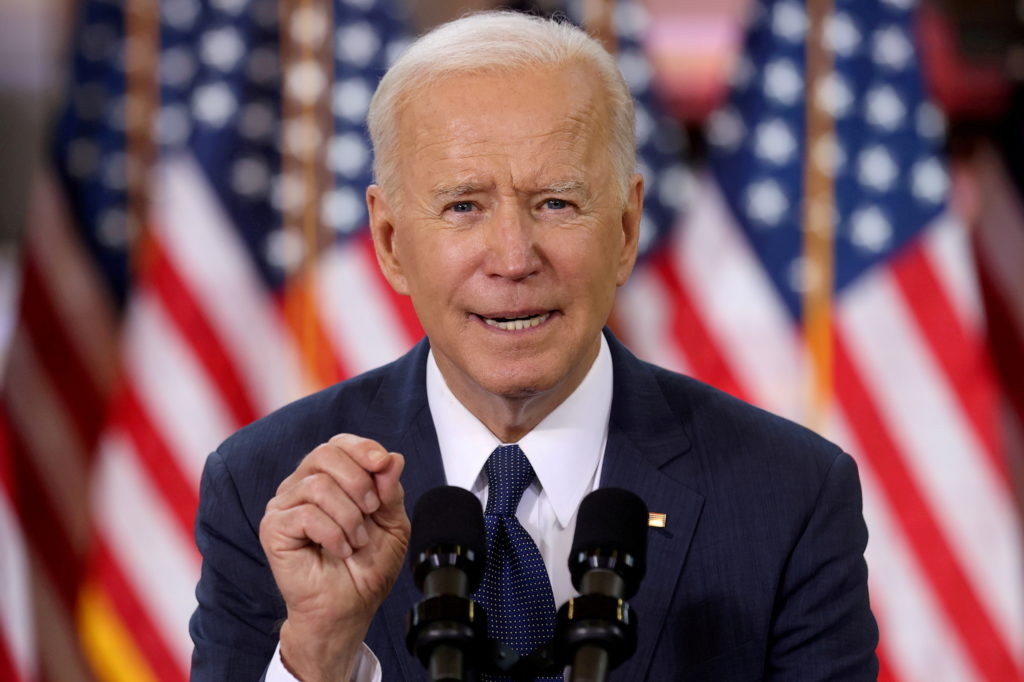 WATCH: Biden announces Treasury will start paying out $350 billion in state and local aid